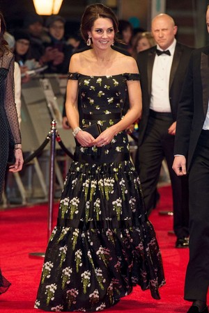 Bafta dress
