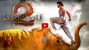 Bahubali2 Movie Poster