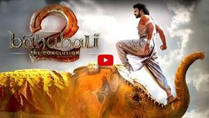 Bahubali2 Movie Poster