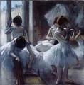 Ballerinas In Art - ballet fan art