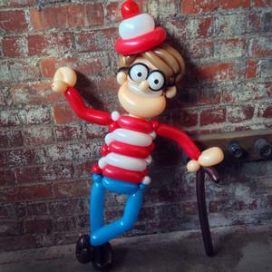 Balloon Wally!