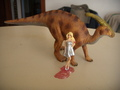 Barbie e il parasaurolofo - barbie photo
