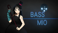 Bass - k-on photo