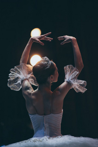 Ballet images beautiful ballerina hd wallpaper and background photos ballet wallpaper entitled beautiful ballerina voltagebd Image collections