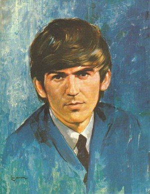 Beautiful Beatles Paintings
