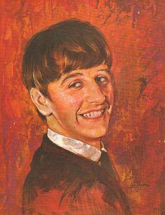 Beautiful Beatles Paintings