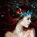 Beautiful Dreamer - daydreaming photo