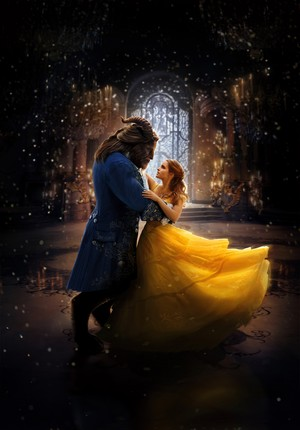Beauty and the Beast HD Poster