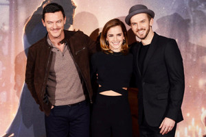 Beauty and the Beast cast attend UK launch event for BATB
