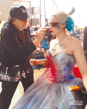 Behind-The-Scenes ~ Margot Robbie as Harley Quinn