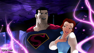 Belle And Superman Pt 2