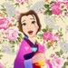 Belle in Mulan's clothing - belle icon