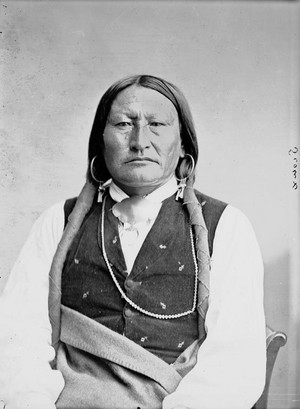 Bird Chief 1871 (Arapaho)