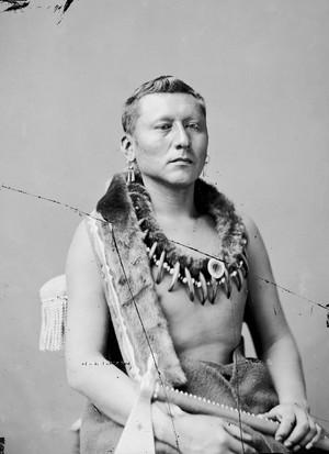 Black Dog 1876 (Osage)