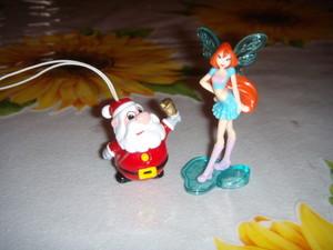 Bloom e Babbo Natale