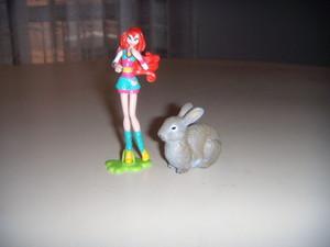 Bloom e il coniglio