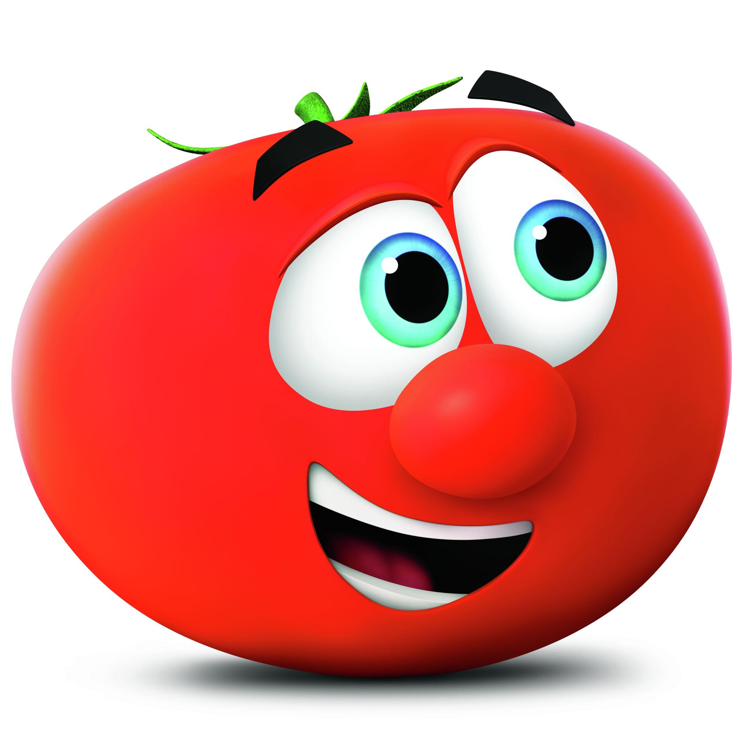 西红柿壁纸卡通