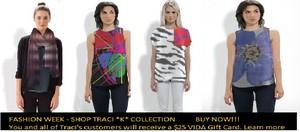 Boutique Beverly HIlls Vida sejak Traci K Collection