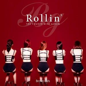 Brave Girls 4th Mini Album [Rollin'] Teaser