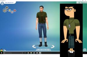 Brick: Sims 4