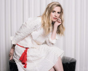 Brit Marling ~ AP ~ 2015