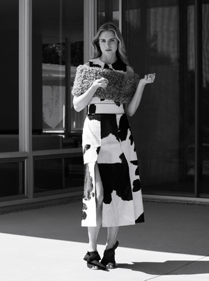 Brit Marling ~ InStyle ~ 2015