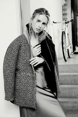 Brit Marling ~ Marie Claire ~ 2014