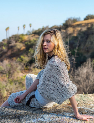 Brit Marling ~ So It Goes ~ 2014