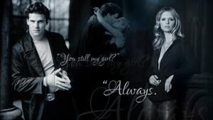 Buffy/Angel fond d'écran - Always