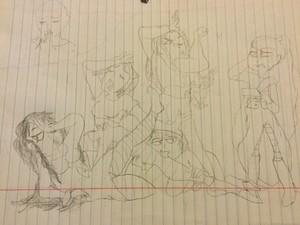 C.h.y.k.n Draw The Squad