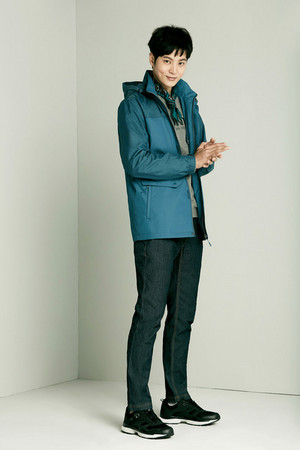 CHARISMATIC JOO WON CHOSEN FOR OUTDOOR BRAND MOUNTIA