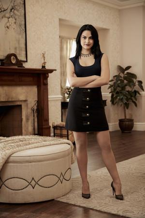 Camila Mendes as Veronica Lodge