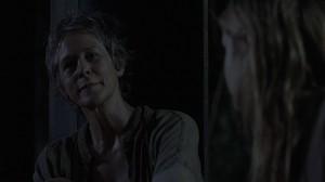 Carol Screencap, '4x14: The Grove'