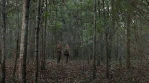 Carol Screencap, '4x14: The Grove'