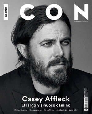 Casey Affleck - आइकन Magazine Photoshoot - 2017