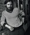 Casey Affleck - Icon Magazine Photoshoot - 2017