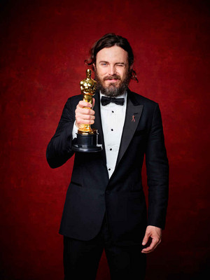 Casey Affleck - Oscar Portrait - 2017