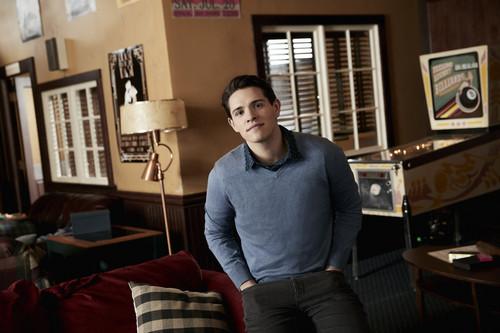 Riverdale (2017 TV series) fond d'écran entitled Casey Cott as Kevin Keller