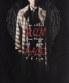 Castiel - supernatural fan art