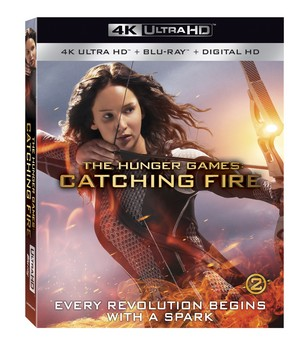 Catching आग 4K cover
