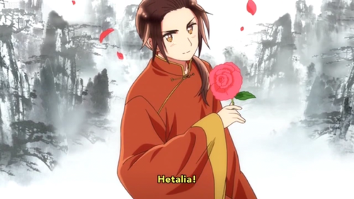 hetalia China wallpaper entitled China