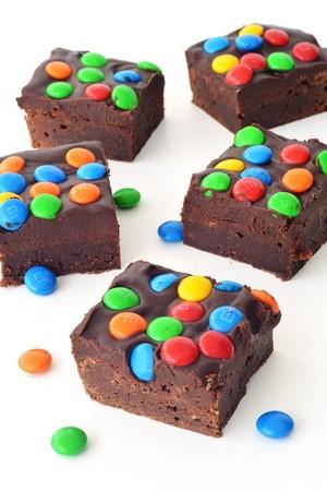 chokoleti Brownies