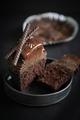Chocolate Cupcake - chocolate photo