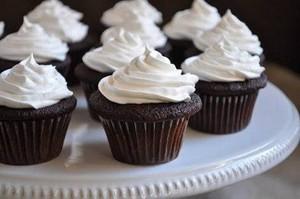 초콜릿 컵케익