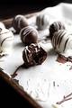 Chocolate Truffles - chocolate photo