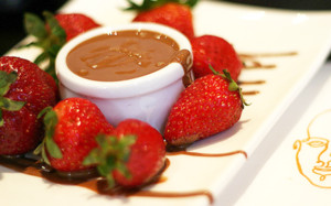 chocolat and Strawberries