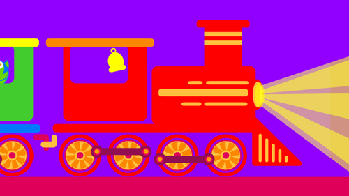 Tomy Thomas And Friends wallpaper titled Choo Choo Train