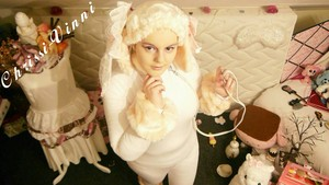 Chrissi-Vinnis Kawaii Poodle Cosplay