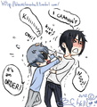 Ciel x Sebby ~ This is an Order - anime fan art