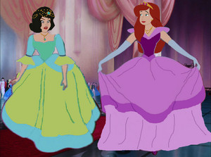 Cinderella's Step-Sisters (Without Disney's unfair biasness)